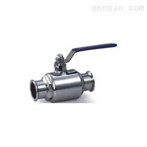 [新品] 卫生级快装球阀(Q81F)