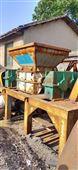 柳州二手30kw电机撕碎机5.5万现货出售