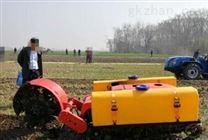 遥控式旋耕机 多功能果园管理机