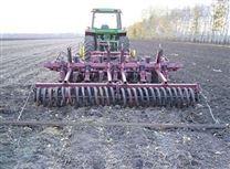 复式少耕整地机