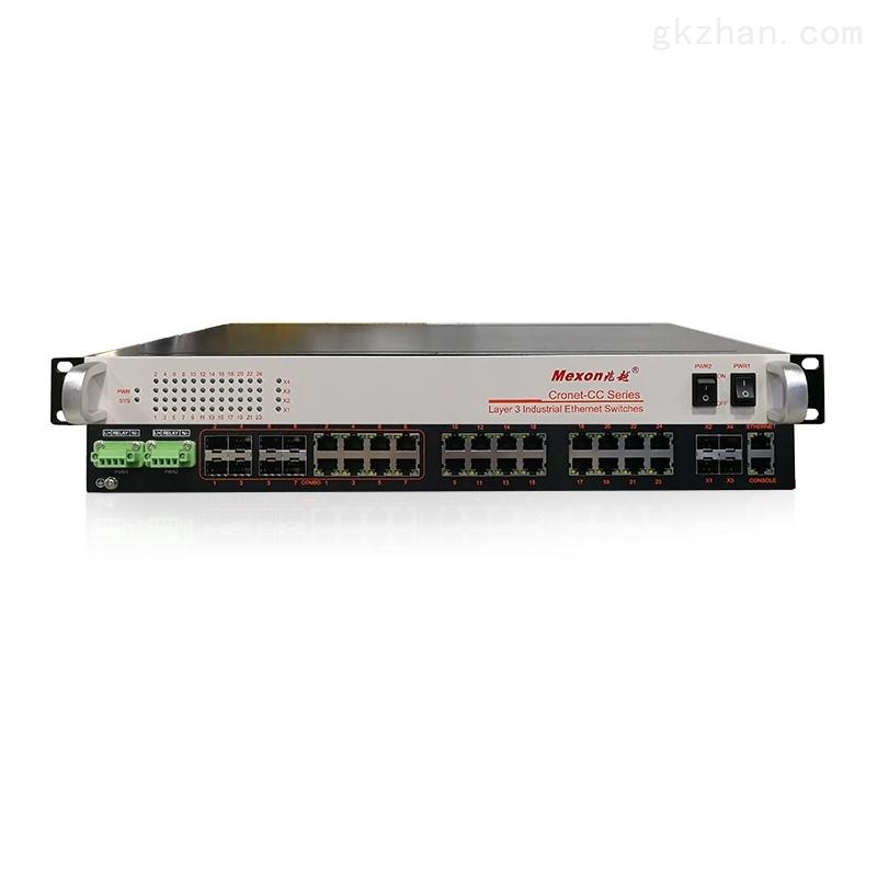 Cronet CC-3936 三层万兆工业以太网交换机