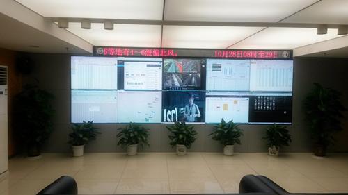 顺丰采用台达大屏幕互动协作发布解决方案提升物流监控