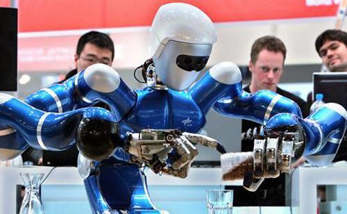 """顺应""""食品智造""""大风向 机器人大踏步闯入食品业"""
