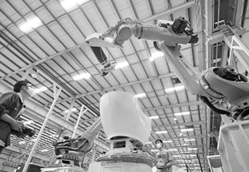 亚威机床:争做先进机械装备及解决方案服务商