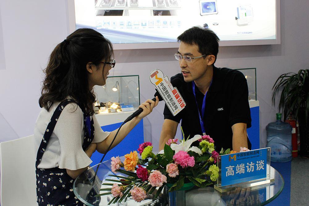 2017北京工业装配展 中国智能制造网高端访谈进行时