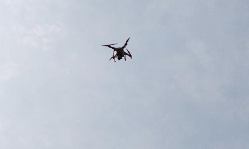 无人机检测:攻克船舶尾气监测痛点