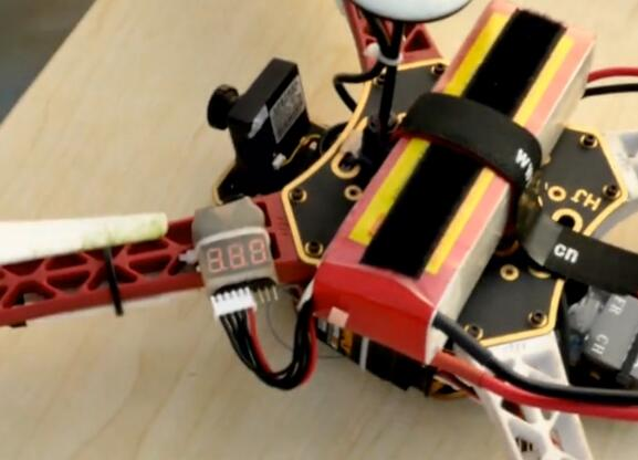 無人機教程 鋰電池知識和實驗