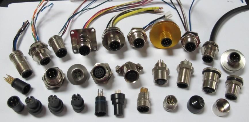 面板前,面板后、扁法兰、圆法兰、M16*1.5螺纹、M20*1.5螺纹、柜式、嵌入式等这些结构都是隶属于的一种存在方式。上海科迎法电气科技有限公司是一家专业以生产系列产品以及圆形接插件的制造商。特殊结构我们还可以根据客户实际需要来定做生产。