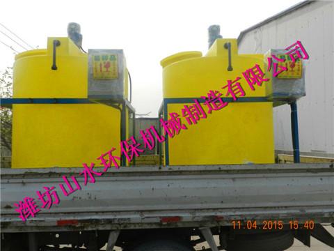 新疆省自来水消毒设备---二氧化氯发生器必备