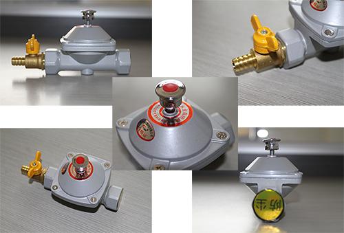燃气安全自闭阀性能,参数 安全阀 灶前阀如何安装图片