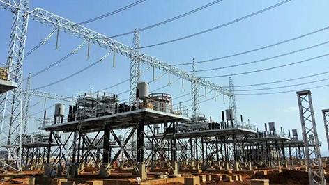 喀麦隆莫坎水电站