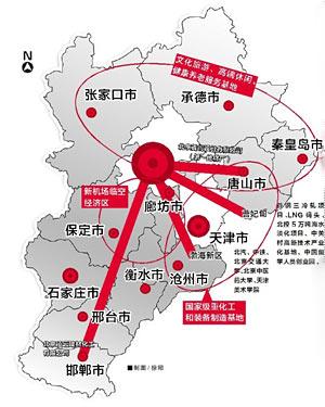 首都制造业整体转移 河北即将调整产业结构