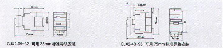 cjx2-d18-施耐德接触器