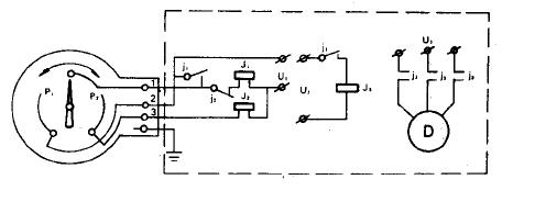 防爆电接点压力表仪表的接线端子与配用的电气