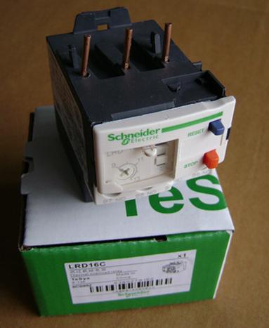 施耐德热过载继电器lrd16c作用