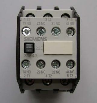 西门子交流接触器3tf4311-oxqo