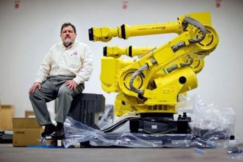 成本快速下降 智能化已成机器人核心特征