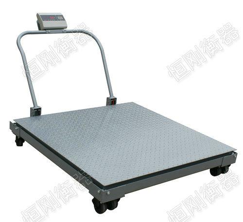 小地磅_3吨移动式小地磅价格-上海恒刚仪器仪表有限公司