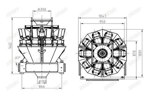 5l 驱动方式    步进电机 操作界面    7寸触摸屏 选构装置    花纹秤