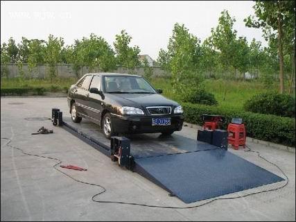 100吨电子汽车衡