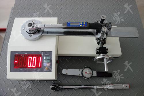 手动力矩扳手检测仪