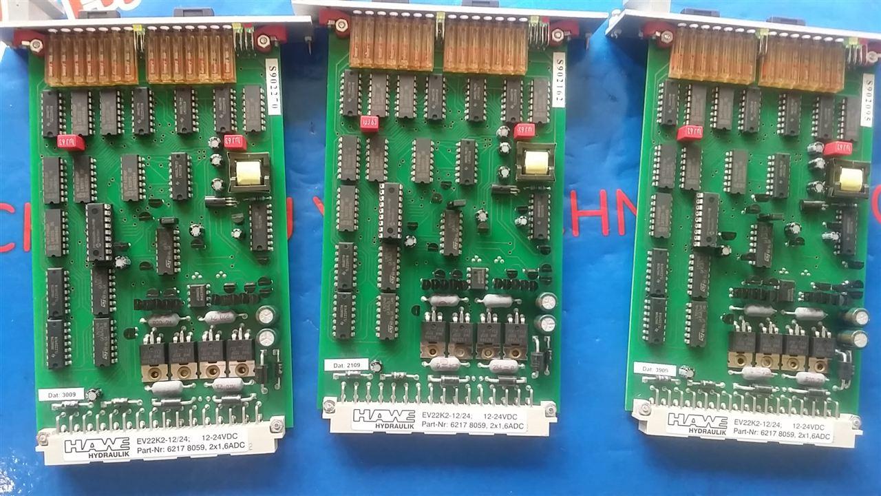 公司地址:成都市金牛区金府路88号万通金融广场3115-3116 HAWE哈威比例放大器EV1M3-12/24 德国哈威电子附件HAWE哈威放大器,我们通常使用的电磁铁和比例电磁铁的控制都必须使用到HAWE哈威放大器。比例电磁铁的控制通常采用盒式,插板式和插座式电子放大器,而压力继电器的控制则常采用接线盒。凡需要24DC控制的液压元件,可用交直流变电器。 所有的电子附件均可与电磁阀相匹配。 HAWE哈威型放大器系列产品如下: EV1G1-12/24 EV1M2-12/24 EV22K1-12 EV1M2-