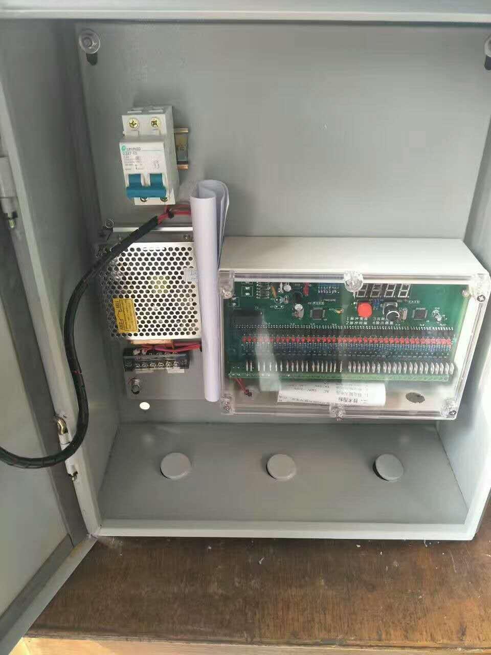 plc除尘器控制柜结构