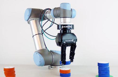 视觉系统与传感器 谁才是工业机器人的 真命天