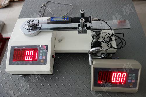 扭力扳手测试仪图片