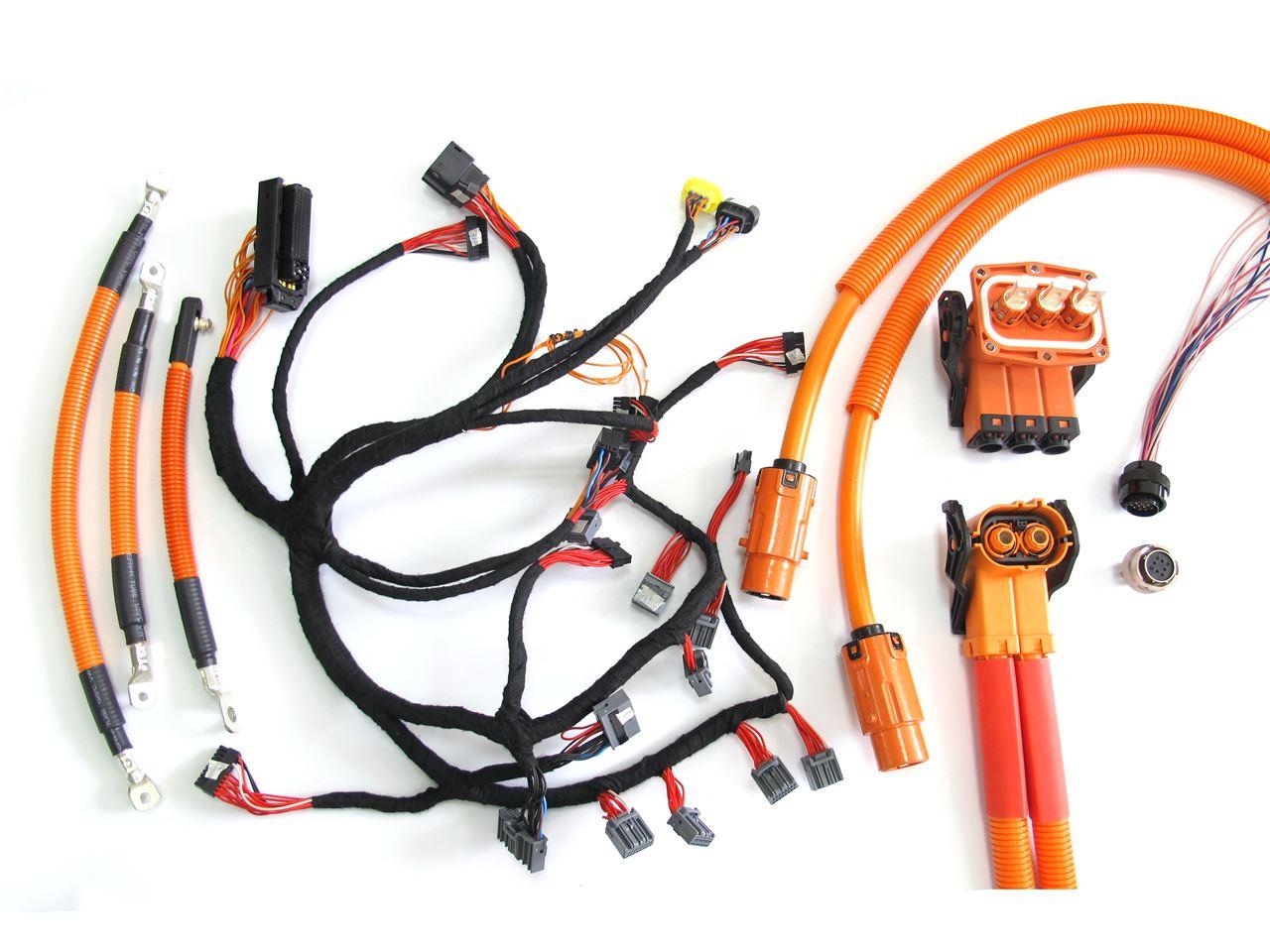 PDU高压箱,PDU高压箱,BMS线束,OBC线束,动力线束,高压动力线束,PACK线束,电动汽车线束,新能源汽车线束,电池箱采集线束,动力电池线束,控制器线束,电机动力线束