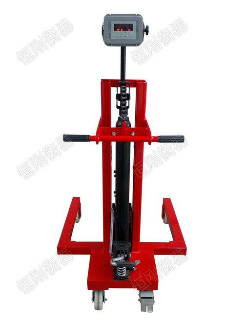 不锈钢油桶电子秤称重装卸专用