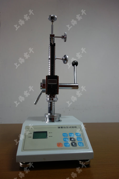 弹簧推拉力测试仪