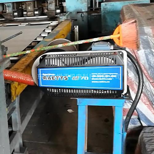雷茨高速离心风机在钢铁工业成功进行除水干燥