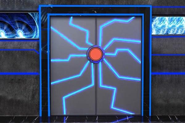 科技感展厅门