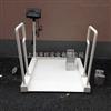 DCS-HT-Y遵义250公斤医疗轮椅秤 医院轮椅透析秤